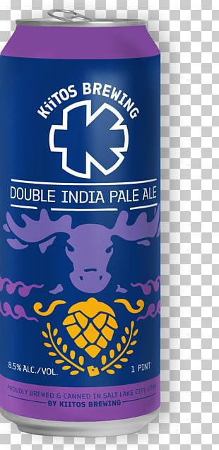 Kiitos Brewing Beer India Pale Ale PNG