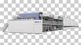 Paper Machine Pulp Paper Machine Valmet PNG