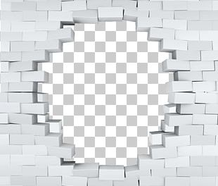 Wall Brick Poster PNG