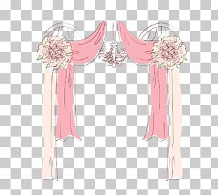 Curtain Wedding Drapery PNG