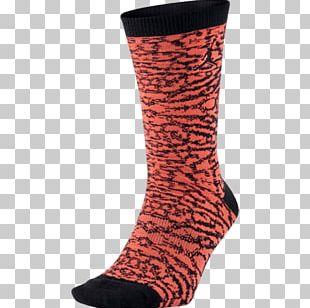 Jumpman Sock Air Jordan Shoe Clothing Accessories PNG