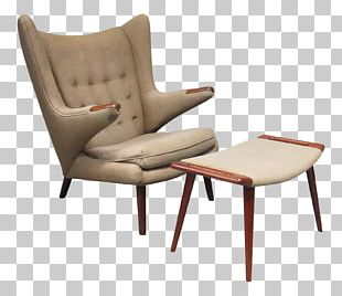 Chair Mid-century Modern Furniture Foot Rests PNG