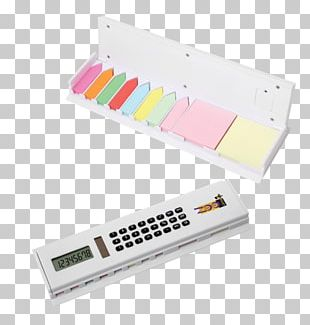 Calculator Post-it Note Casio SL-300VER Promotional Merchandise PNG