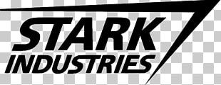 Iron Man Stark Industries Decal Marvel Cinematic Universe Logo PNG