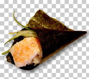 California Roll Sushi Japanese Cuisine Tempura Otaru PNG