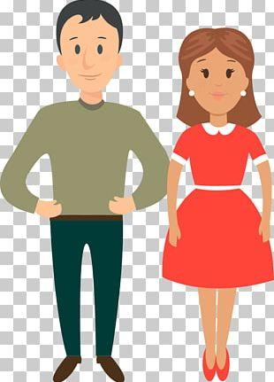 Child Father Parent Cartoon Adoption PNG