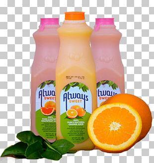 Orange Juice Orange Drink Orange Soft Drink PNG