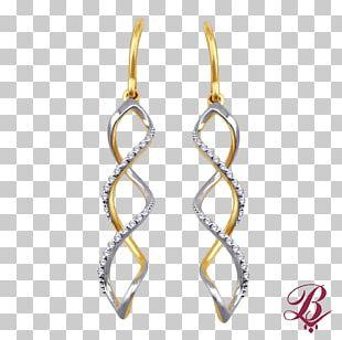 Earring Jewellery Kreole Gold Diamond Cut PNG