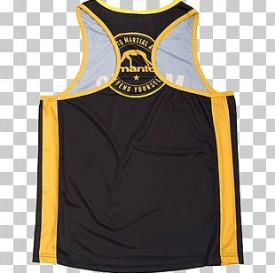 T-shirt Gilets Top Clothing Sleeveless Shirt PNG