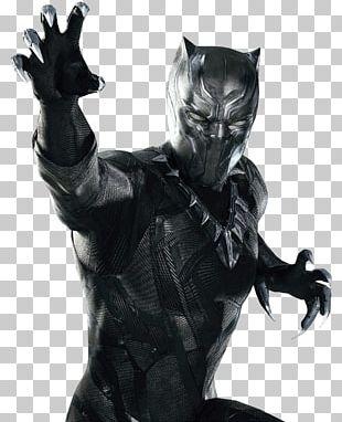 Black Panther Marvel Cinematic Universe Superhero Movie PNG