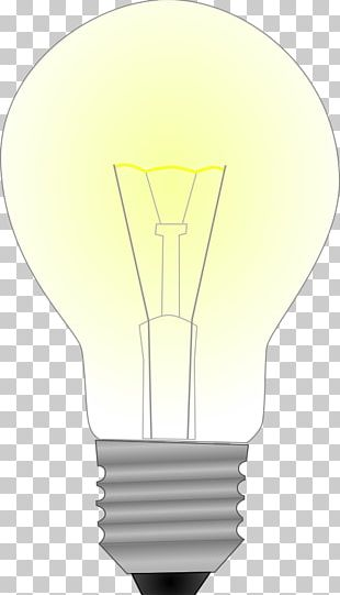 Lighting Incandescent Light Bulb Electric Light Incandescence PNG