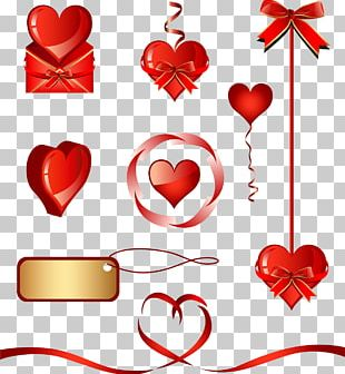 Valentine's Day Encapsulated PostScript Gift PNG