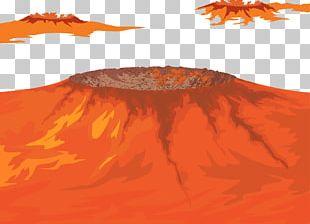 Volcano Euclidean Plot PNG
