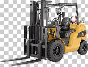 Caterpillar Lift Truck PNG