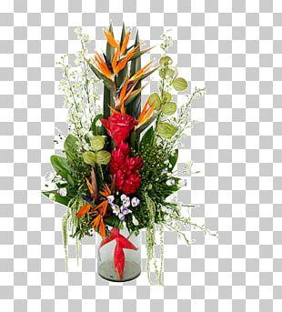 Floral Design Flower Bouquet Nosegay Gift PNG