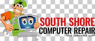 Computer Repair Technician Logo PNG