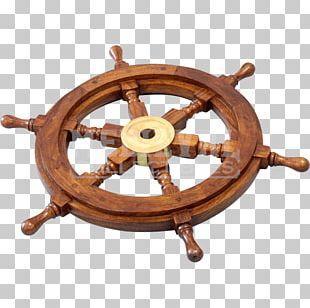 Ship's Wheel Motor Vehicle Steering Wheels Boat Car PNG