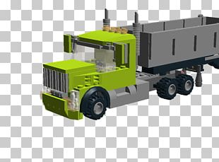 Car Pickup Truck Motor Vehicle Peterbilt Dump Truck PNG