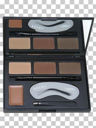Cosmetics Makeup Brush Eye Shadow Face Powder PNG