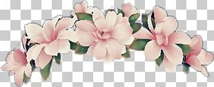Floral Design Cut Flowers Wreath Crown PNG