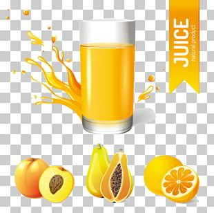 Juicer Poster Illustration PNG