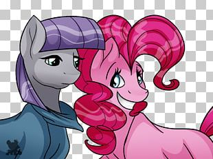 Pinkie Pie Horse Cartoon Legendary Creature PNG
