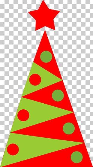 Santa Claus Christmas Tree Drawing Cartoon PNG