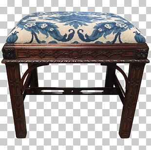 Furniture Chair Stool Table Chinese Chippendale PNG
