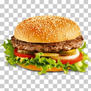 Cheeseburger Hamburger Whopper Fast Food McDonald's Big Mac PNG
