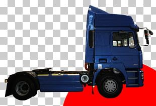 Commercial Vehicle Car MAN SE Tractor Unit Semi-trailer Truck PNG