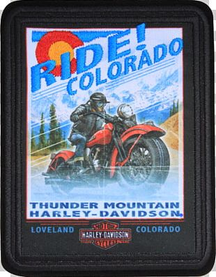 Thunder Mountain Harley-Davidson Greeley Harley-Davidson® And Wild West Motorsports PNG