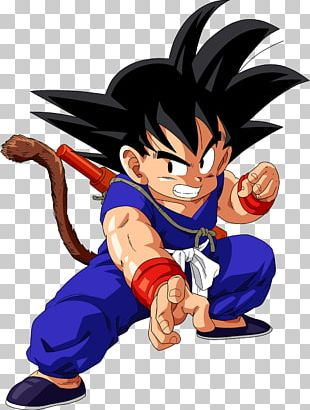 Goku The Strongest Warrior Dragon Ball Android Game PNG