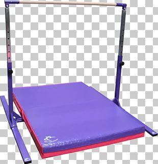 Gymnastics Horizontal Bar Mat Balance Beam Uneven Bars PNG