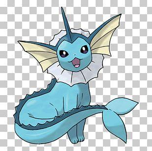 Vaporeon Pokemon PNG