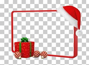 Borders And Frames Christmas Christmas Gift PNG