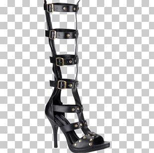 Sandal High-heeled Shoe Clothing Costume PNG