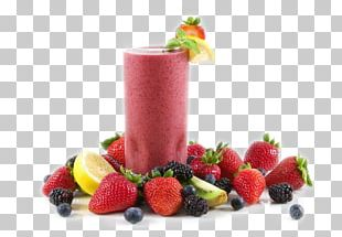 Smoothie Juice Milkshake Fruit Drink PNG