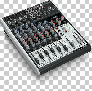 Audio Mixers Behringer Microphone Preamplifier Dynamic Range Compression PNG