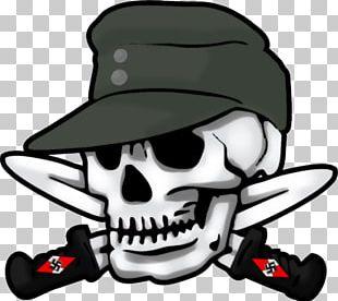 3rd SS Panzer Division Totenkopf Waffen-SS Schutzstaffel Nazism PNG