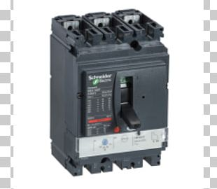 Circuit Breaker Schneider Electric Three-phase Electric Power Electricity Appliance Classes PNG