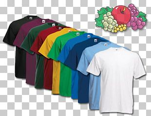 T-shirt Fruit Of The Loom Clothing Top Cotton PNG