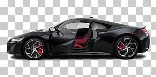 2017 Acura NSX Car 2018 Acura NSX Coupe Vehicle PNG