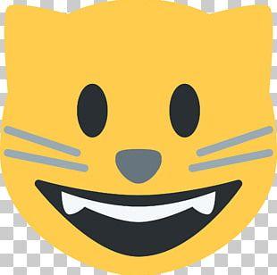 Cat Emoji Kitten Felidae Heart PNG