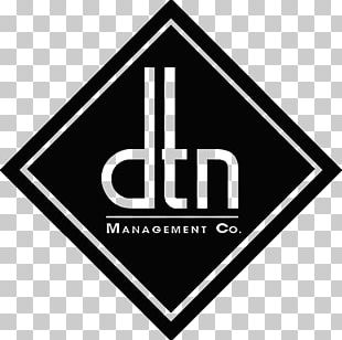 Logo East Lansing DTN Management Company Corporate Identity Graphic Design PNG