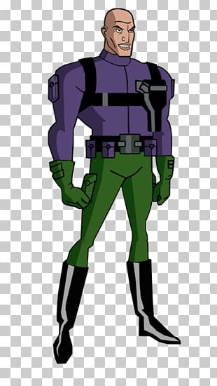 Joker Justice League Unlimited Batman Ra's Al Ghul Lex Luthor PNG