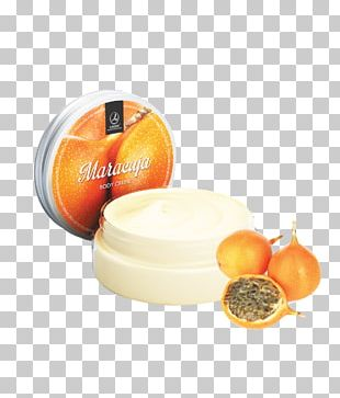 Lotion Cream Cosmetics Passion Fruit Aroma PNG