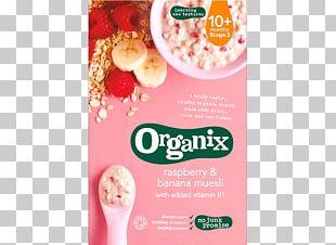 Muesli Breakfast Cereal Organic Food Baby Food Rice Cereal PNG