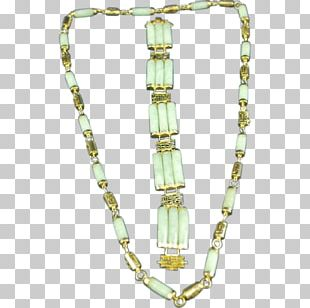 Turquoise Necklace Bead Body Jewellery Chain PNG