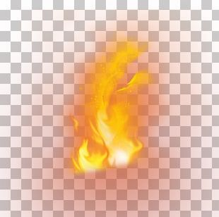 Creative Pull The Red Flames Free PNG