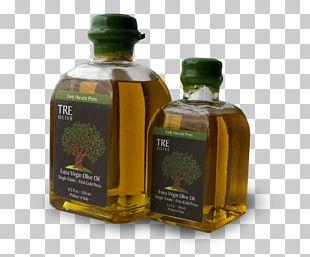 Glass Bottle Liquid Olive Oil PNG